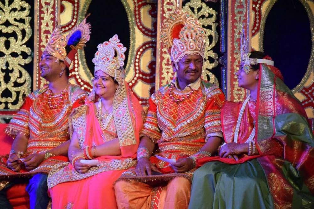 Jain Samaj News Satna panchkalayanak mahotsav vasupujya Mandir satna