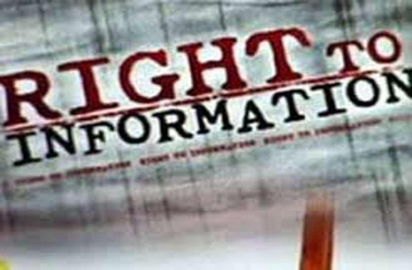 RTI के तहत जानकारी न देने वाले अधिकारी पर लगा हजारों का जुर्माना