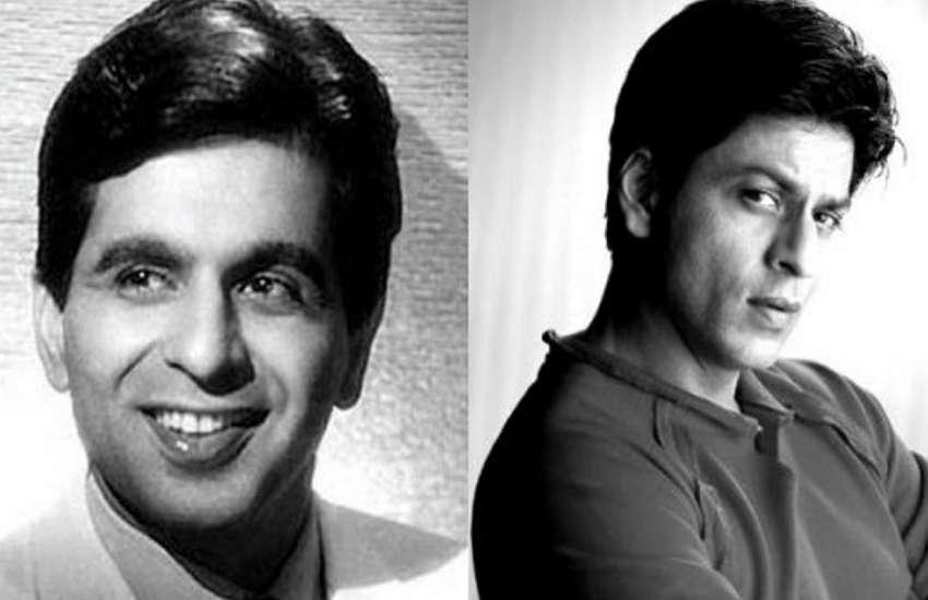 shahrukh khan in dilip kumar biopic