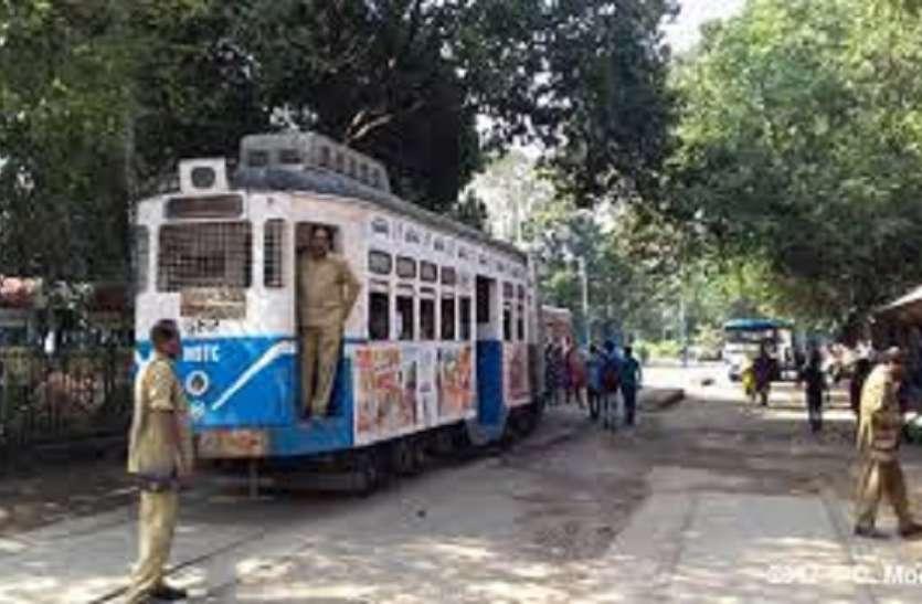 ऐतिहासिक ट्राम के भविष्य पर छाए अनिश्चितता के बादल