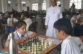 शतरंज प्रतियोगिता में तनिष्क बने चैम्पियन देखें तस्वीरें