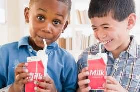 राजस्थान के स्कूलों में अब बच्चों को दोपहर के भोजन में दूध भी मिलेगा