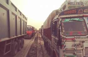 राजस्थान हरियाणा बॉर्डर पर 7 करोड़ मंथली देते हैं यह लोग, वाहनों की नहीं होती कोई पड़ताल