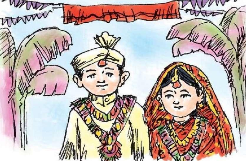 सावों की सीजन में बेपरवाह प्रशासन, गांवों में हो रहे बाल-विवाह