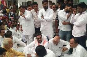 भाजपा जिला पंचायत अध्यक्ष के पिता ने अपनी ही सरकार को दे डाली जेल पर हमले की चेतावनी