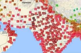 यह है दुनिया का सबसे गर्म शहर, अप्रैल में तापमान 50 डिग्री के पार