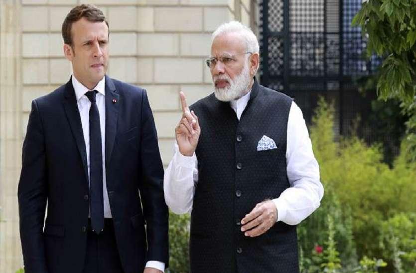 चीन को मिलकर घेरेंगे भारत, फ्रांस और ऑस्ट्रेलिया, क्या काबू में आएगा ड्रैगन ?