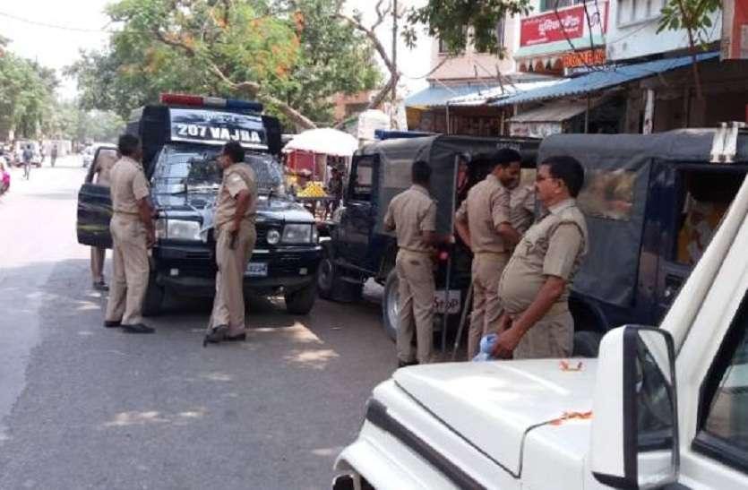 पुलिस से बचने के लिए ओबैसी की शरण में पहुंचा आजमगढ़ उपद्रव का मुख्य आरोपी