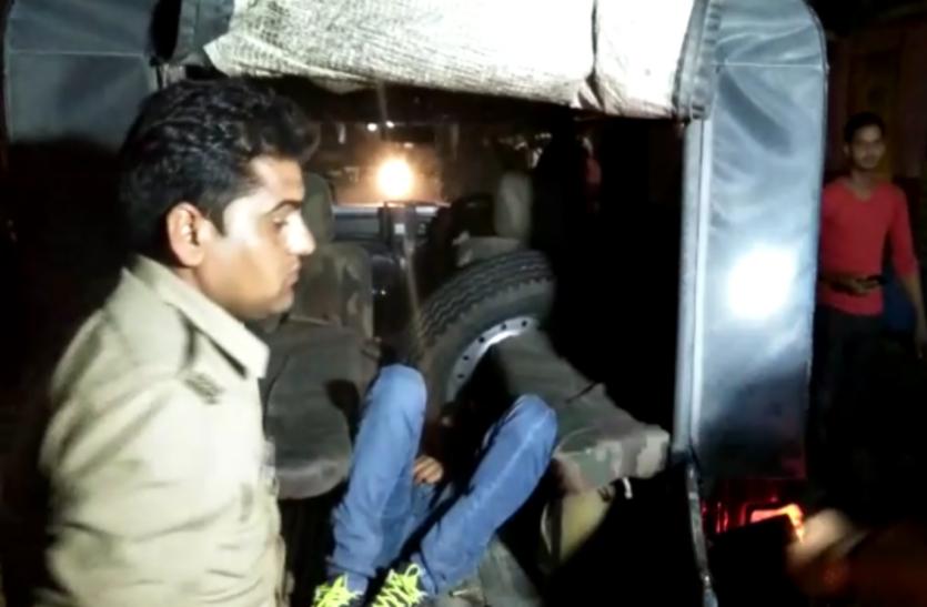 यूपी पुलिस की हाफ सेंचुरी, मुजफ्फरनगर मेंं मारा गया 50 हजारी इनामी रिहान