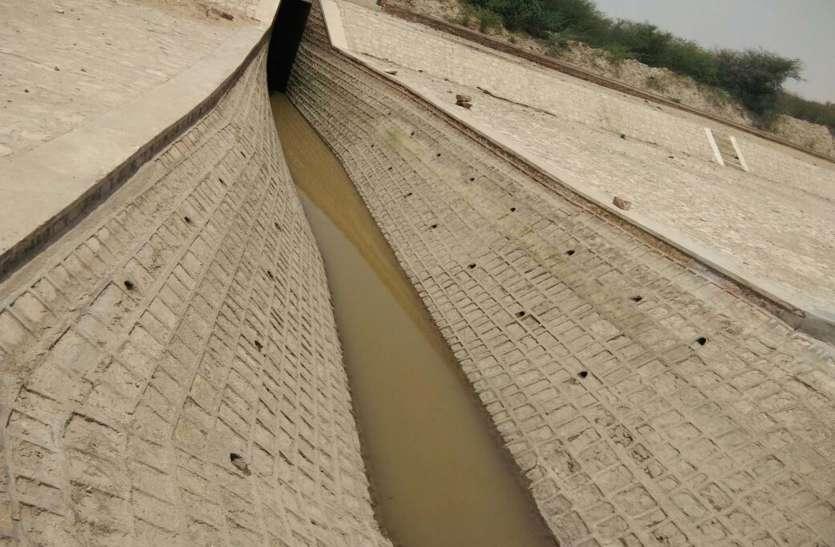 अब जोधपुर लिफ्ट कैनाल में थमी जलापूर्ति