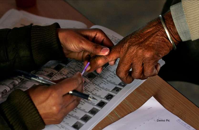 प्रशासन ने मतदान को लेकर माला सुखवाल ओर गौरवी सिंघवी को किया यूथ आइकन के रूप में नामित