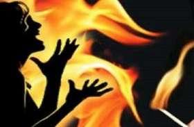 BIG BREAKING यूपी में इंसानियत फिर शर्मसार: छेड़छाड़ की शिकायत करने पर छात्रा को जिंदा जलाया
