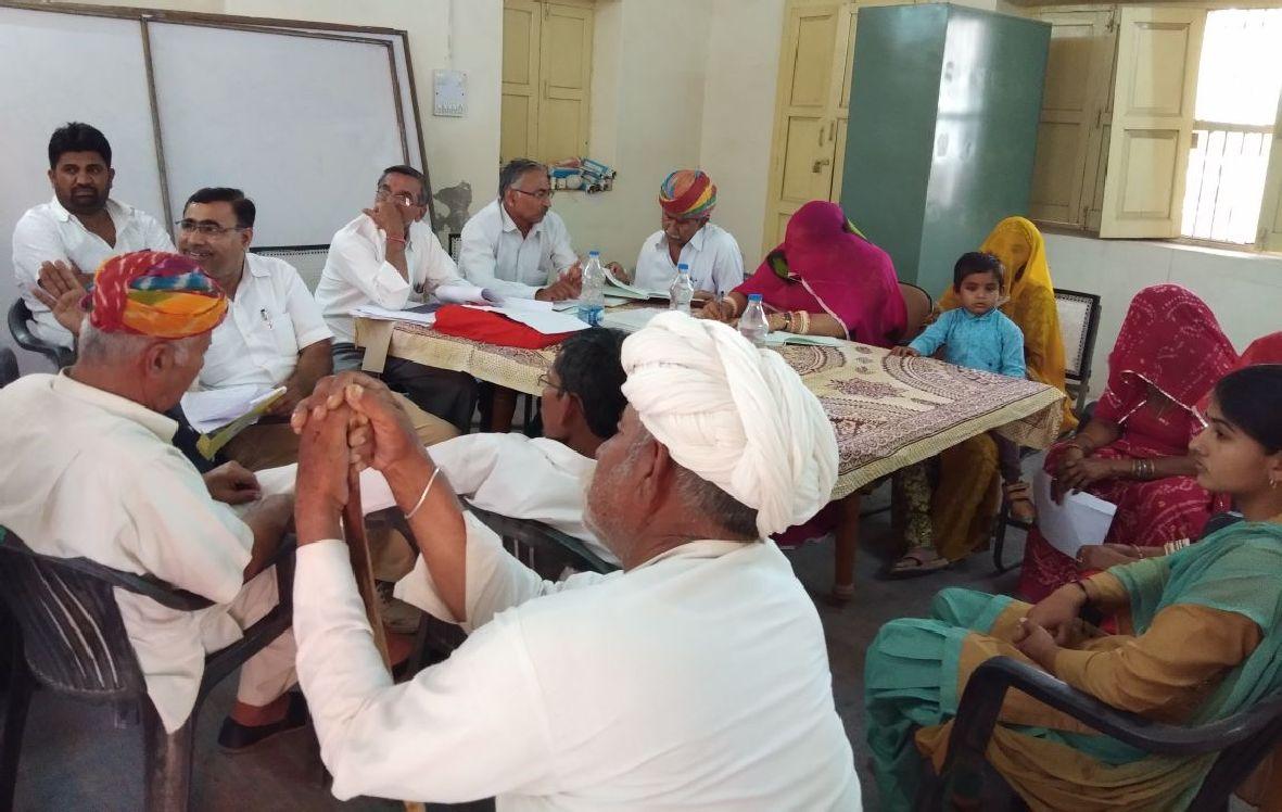 JAISALMER NEWS- पश्चिमी राजस्थान की इस देव भूमि के विकास पर चर्चा में ही हो गया कुछ ऐसा...