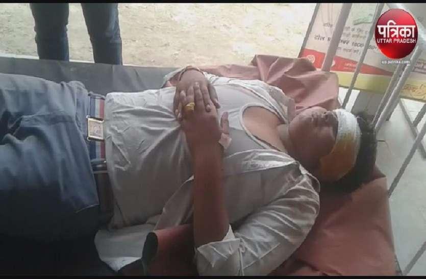 Breaking कुशीनगर में फिर बड़ा हादसा, स्कूली बच्चों से भरा टेंपो पलटा, दर्जन भर मासूम घायल