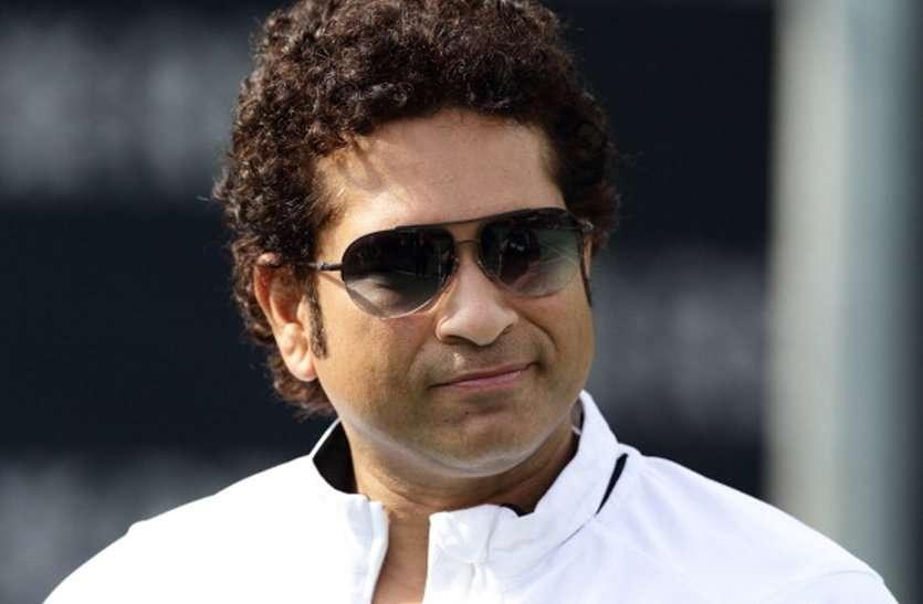 क्रिकेट के मास्टर ब्लास्टर सचिन तेंदुलकर का जन्मदिन आज, पूर्व सीएम ने ट्वीट कर दी बधाई