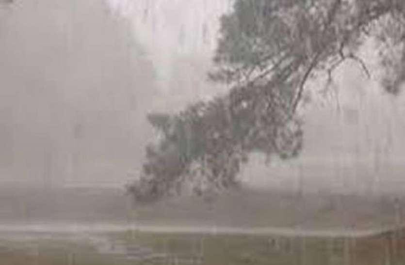 Danger of storm in kota - Kota News in Hindi - weather
