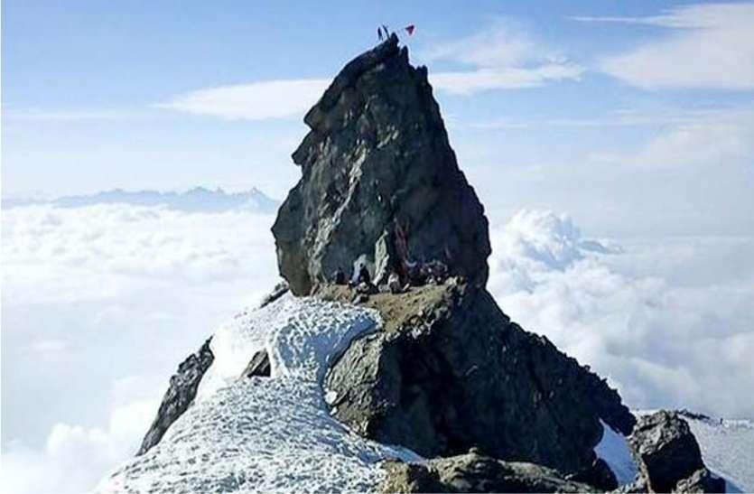 धार्मिक यात्राओं में सबसे दुर्गम और कठिन यात्रा है श्रीखंड महादेव यात्रा