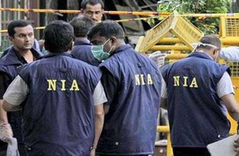 मुन्नानी नेता की हत्या, पांच लोगों के मकानों पर छापे