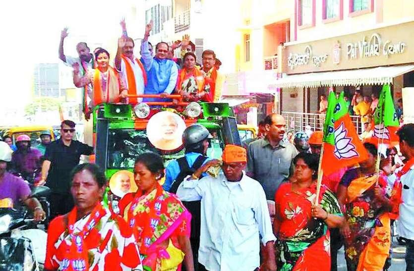 कांग्रेस को सत्ता से हाथ धोना पड़ेगा : शिवराज सिंह