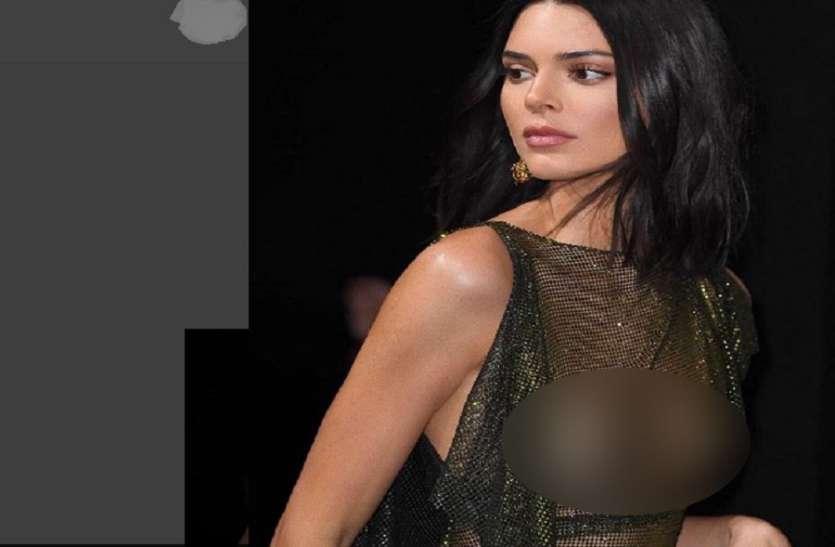 देखें तस्वीरें: Cannes में बिना इनरवेयर ट्रांसपेरेंट ड्रेस में पहुंची ये मॉडल, इंटरनेट पर वायरल हुई फोटोज़