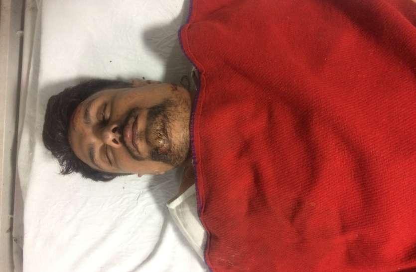 जयपुर में ऐसे धरती पर उतर आए घायल युवक को बचाने के लिए 'भगवान '...यहां पढें पूरा वाकया