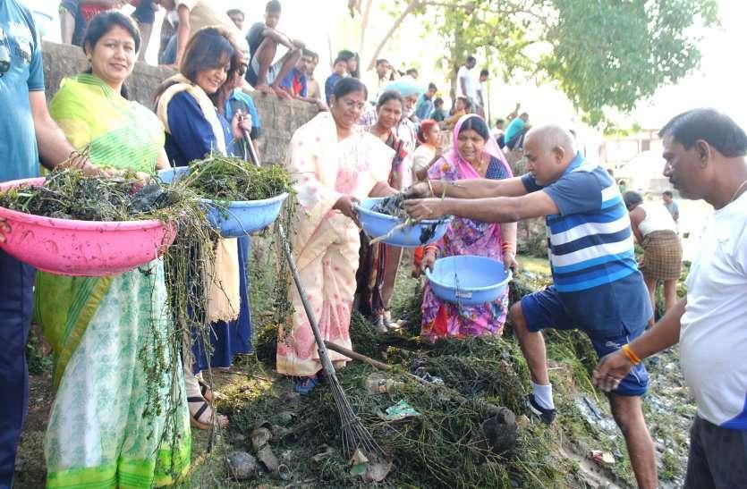 Patrika Amritam-Jalam campaign