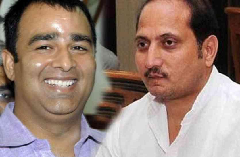 Suresh Rana and Sangeet Soam