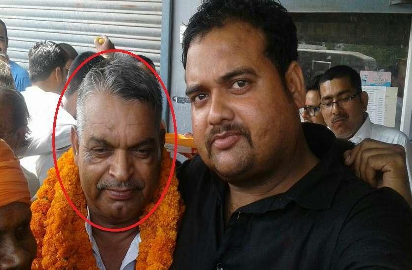 Breaking पद से हटाए गए भाजपा के राम कुमार कुंवर, ये वरिष्ठ नेता बने नए जिलाअध्यक्ष