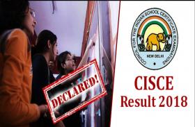 ISC 12th और ICSE 10th के परीक्षा परिणाम में ये रहे टॉपर्स