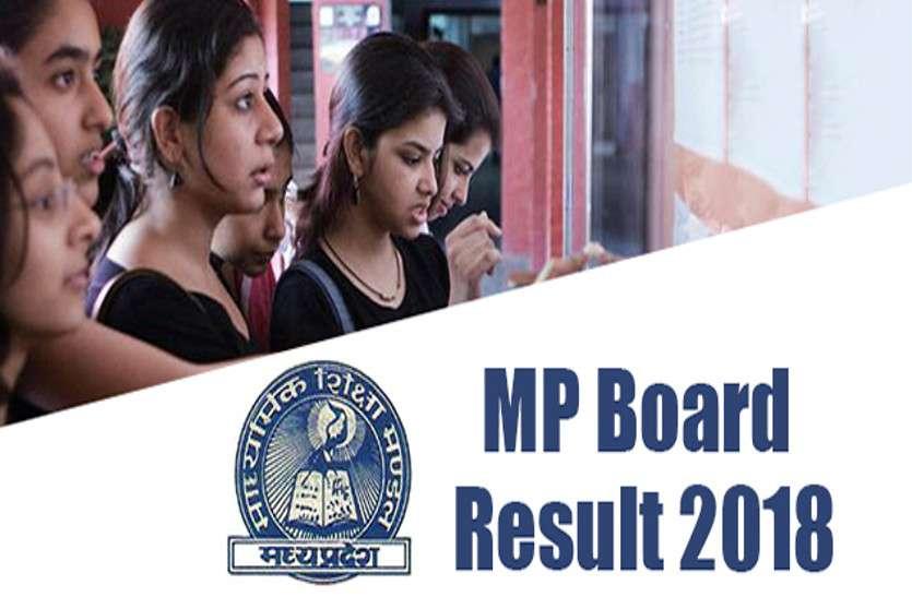 MPBSE 10th Board Result 2018: मेरिट लिस्ट में तीसरी पॉजीशन पर आई गरीब किसान की बेटी