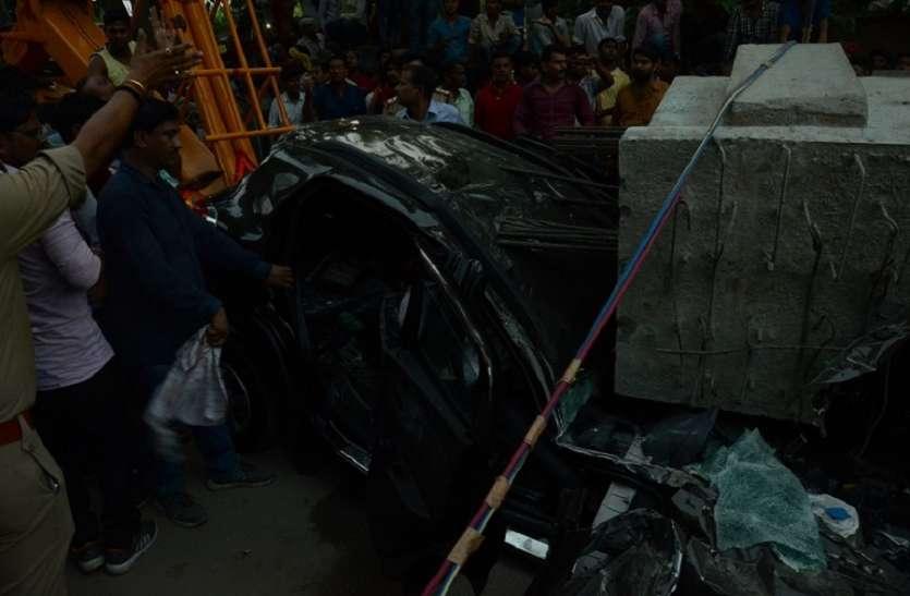 चौकाघाट फ्लाइओवर हादसाः पीएम के संसदीय क्षेत्र में मौत का तांडव, वह मना रहे जश्नः अजय राय