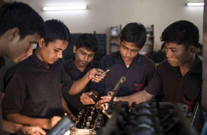 भारत सरकार मोबाइल एप के जरिए देगी 5 लाख युवाओं को नौकरी