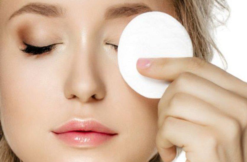 skin care: इन नेचुरल तरीको से करें मेकअप रिमूव