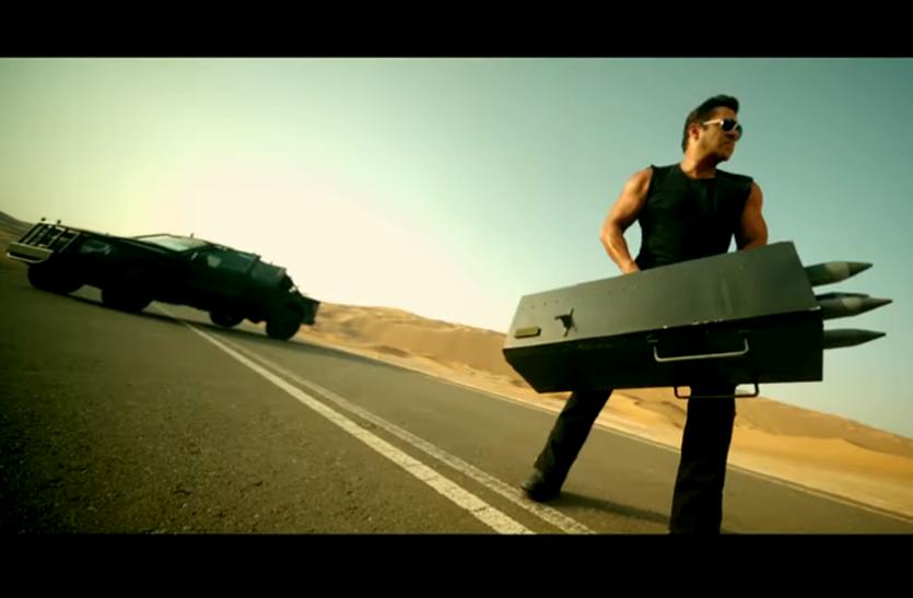 Race 3 का ट्रेलर: सलमान खान, बंदूक, उड़ती कारें, धाकड़ डायलॉग्स, सब कुछ है इसमें
