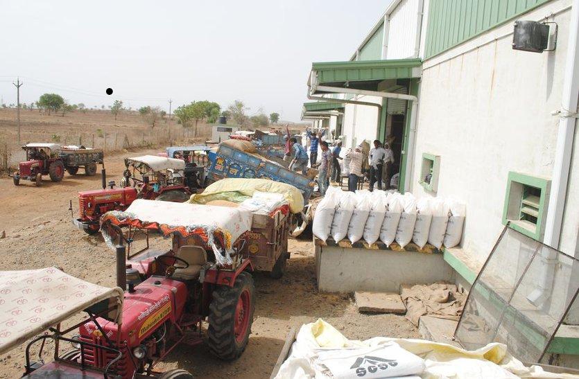 ये कैसी विडंबना: किसान की संख्या तो बढ़ी पर उपज की आवक हुई कम