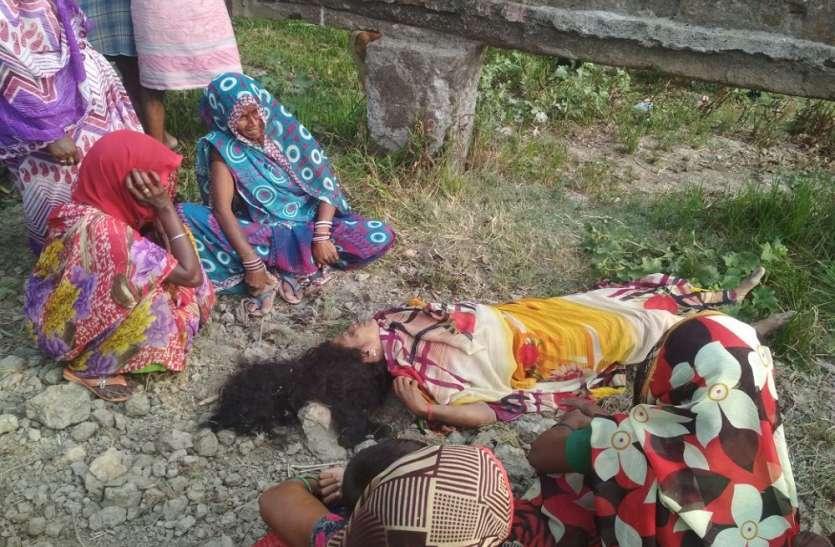 शॉपिंग काम्प्लेक्स के पीछे मिली दलित महिला की लाश, दुष्कर्म के बाद हत्या की आशंका