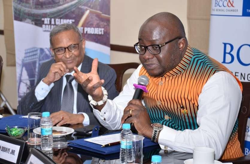 घाना में निवेश करें भारतीय निवेशक- ओकाये