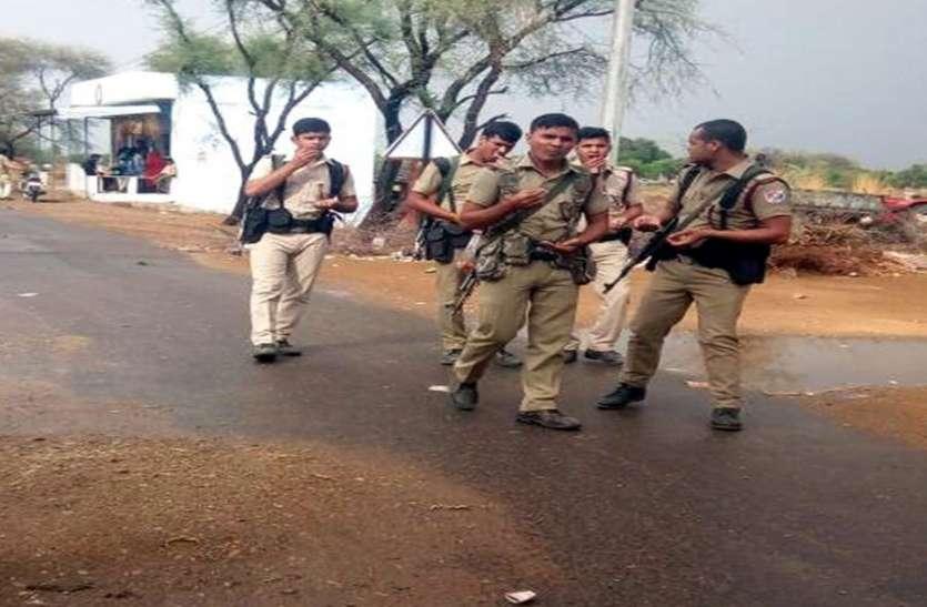 गुर्जरों के रुख को देखते हुए जिले में लगाई धारा 144