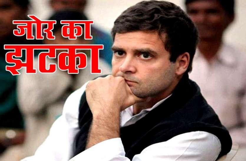 कर्नाटक चुनाव जोड़तोड़ः कांग्रेस के 16, जेडीएस के दो विधायकों ने दिया कुमारस्वामी को झटका!