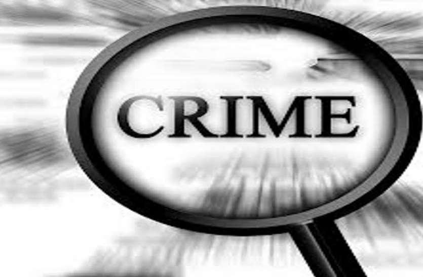 दो घरों पर चोरों का धावा, जेवर और नकदी पार की