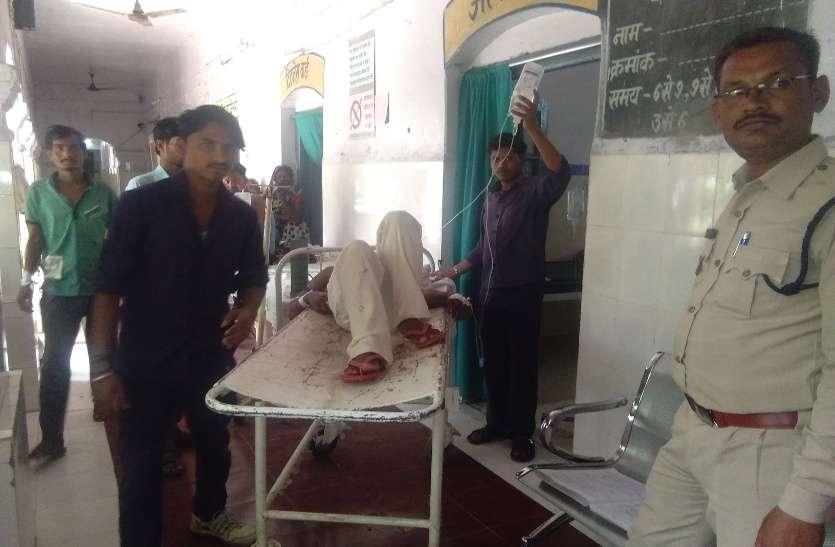 सेंट्रल जेल में इस बीमारी का कहर, दुष्कर्म के अपराधी ने तोड़ा दम, 16 पीडि़तों में 3 रायपुर रेफर