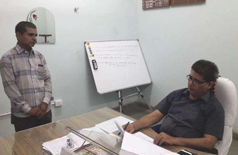 राजस्थान पुलिस के सिपाहियों पर रोडवेज के कंडक्टर को पिटवाने का आरोप, करौली SP ने दिए जांच के आदेश