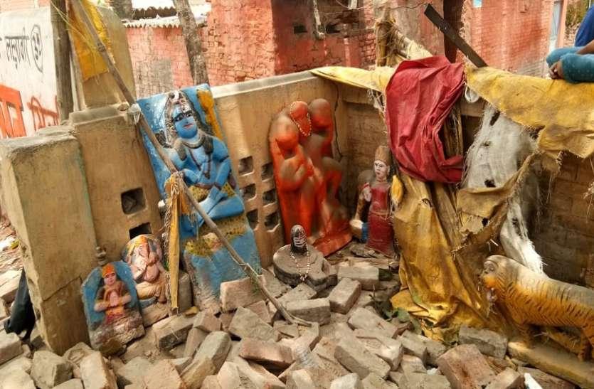फ्लाईओवर हादसा: जेठ के बड़ा मंगल पर इस हनुमान मंदिर का चमत्कार, बचायी कई लोगों की जान