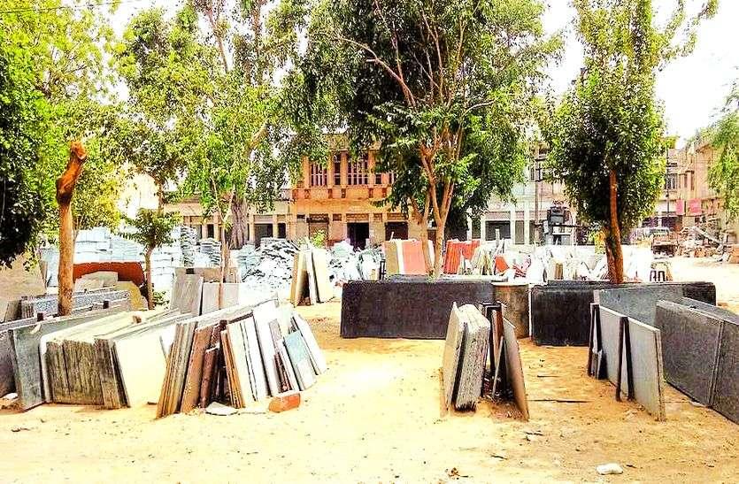 अलवर में अब तेज हो रही है मार्बल मंडी की मांग, मिलेगा यह फायदा