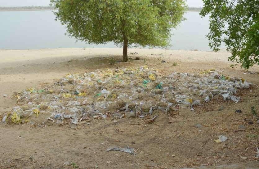Campaign: बांधों को मरम्मत की दरकार,  बेख्याली ने बिगाड़ी लाइफ लाइन मेजा की सूरत
