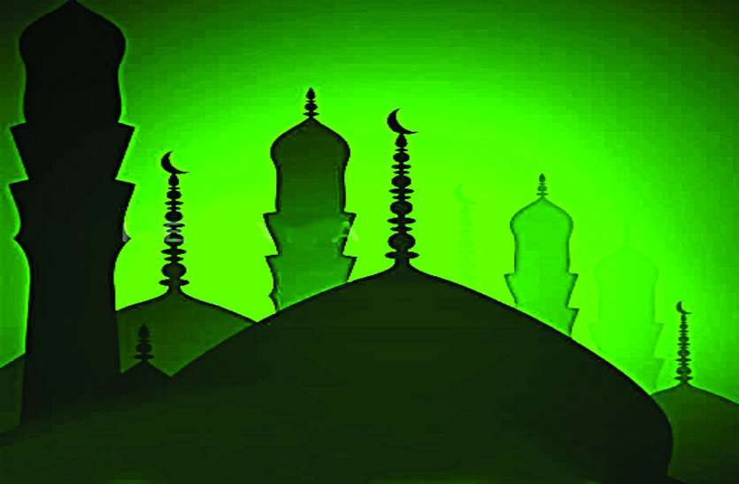 कौमी एकता, पहली बार दिन में भगवान की भक्ति, रात में खुदा की इबादत, माह-ए-रमजान