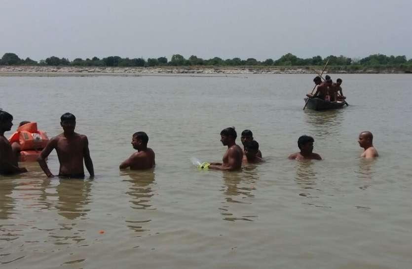 अयोध्या : लगातार हो रहे हादसों की कड़ी में एक और हादसा सरयू की लहरों में डूबा युवक