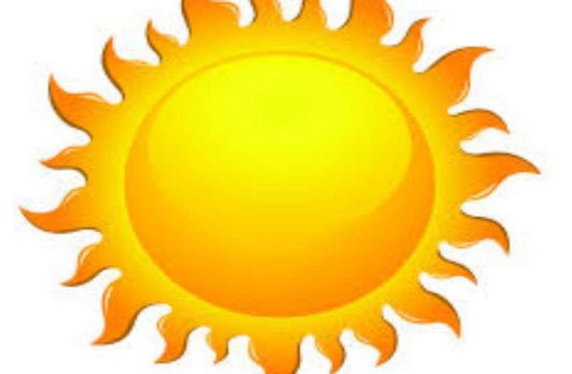 गांधीनगर में पारा ४४, अहमदाबाद में ४३.२ डिग्री