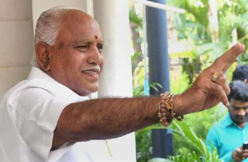 कर्नाटक: राज्यपाल ने बीजेपी को दिया सरकार बनाने का न्योता, येदियुरप्पा कल लेंगे मुख्यमंत्री पद की शपथ