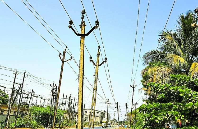 सचिन जीआईडीसी में भूमिगत बिजली तंत्र की तैयारी